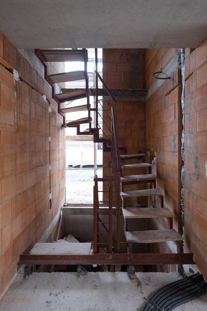 Treppe Erdgeschoss