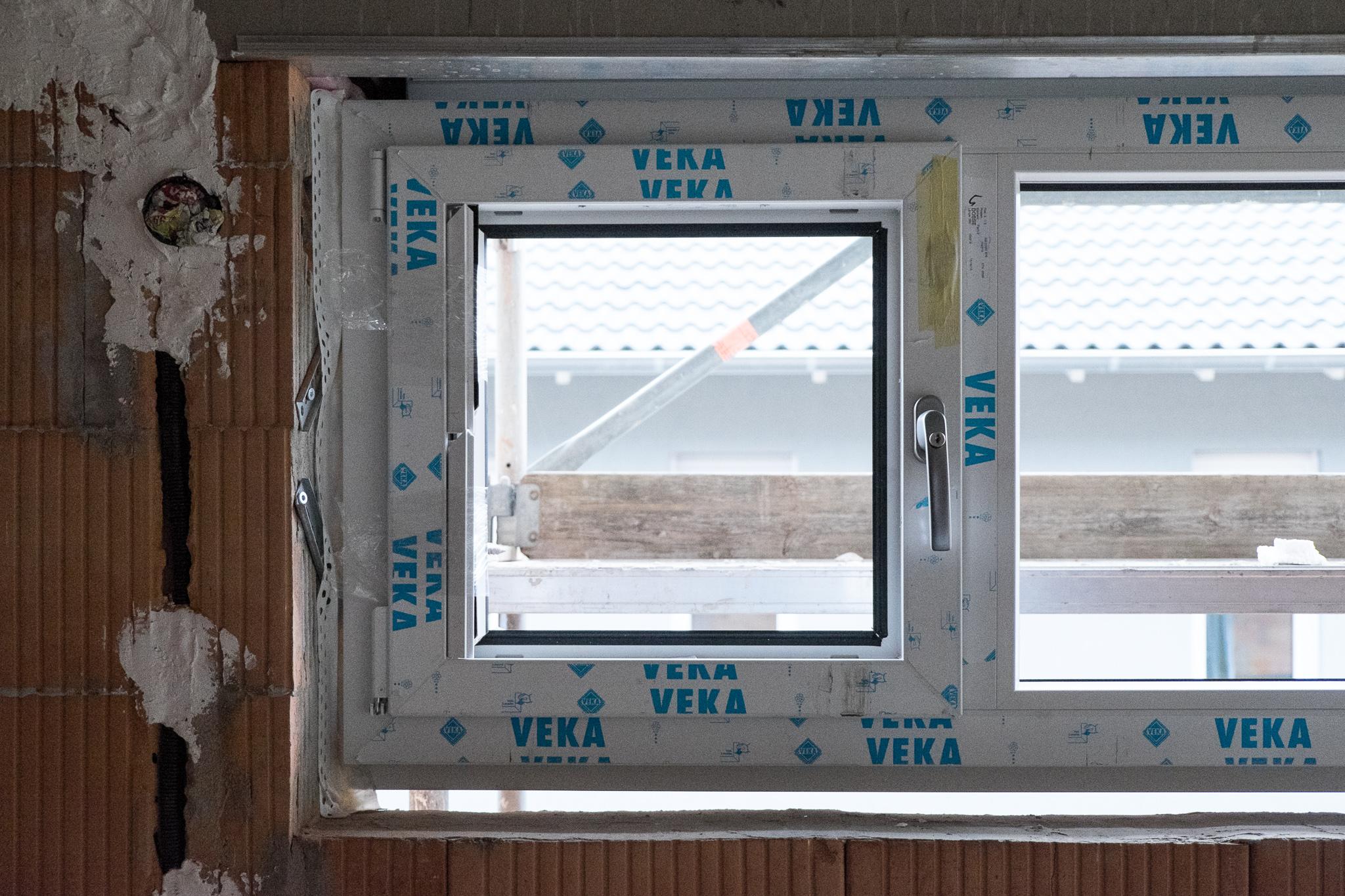 Fenster – Ein Haus für den Zwerg