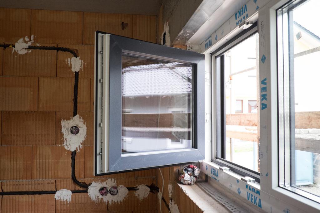 Kleines Küchenfenster