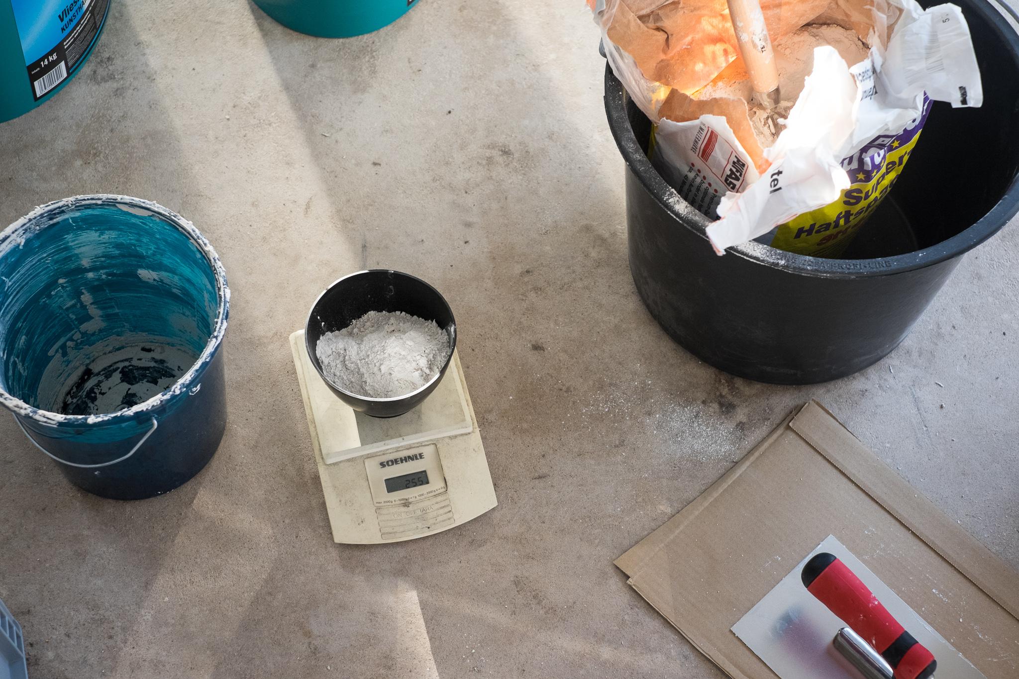 spachteln spachteln spachteln ein haus f r den zwerg. Black Bedroom Furniture Sets. Home Design Ideas