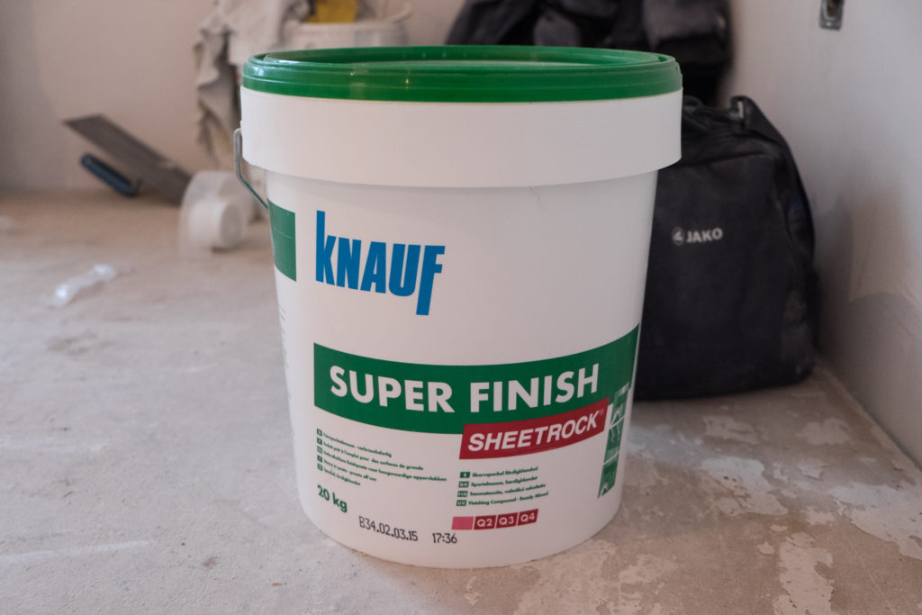 Knauf Super Finish Spachtelmasse