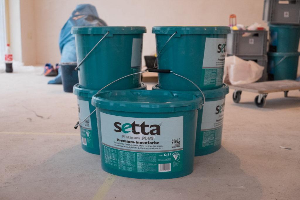 Setta Premium Plus wartet auf ihren Einsatz