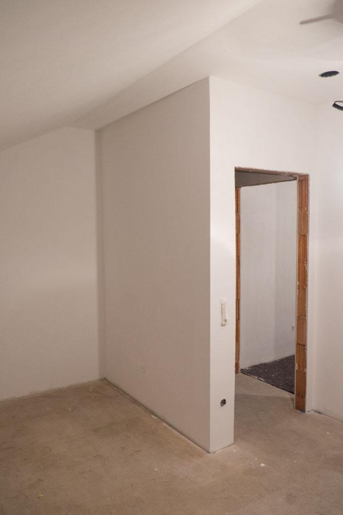 Der erste fertige Raum!