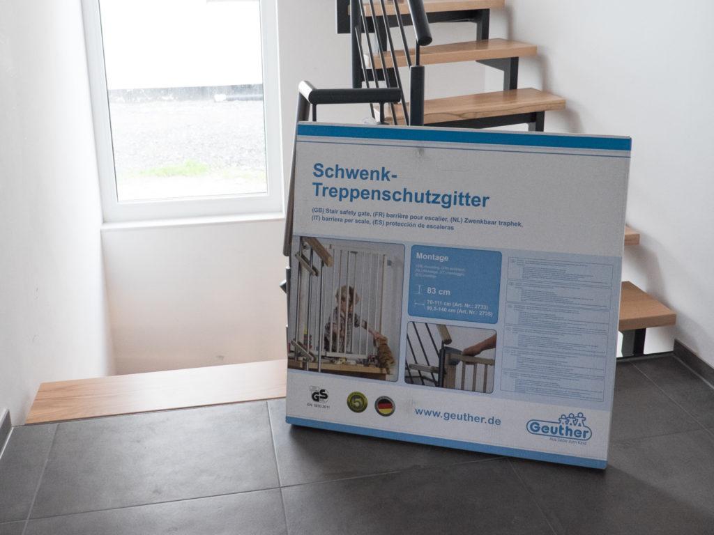 Geuther Treppenschutzgitter 2733