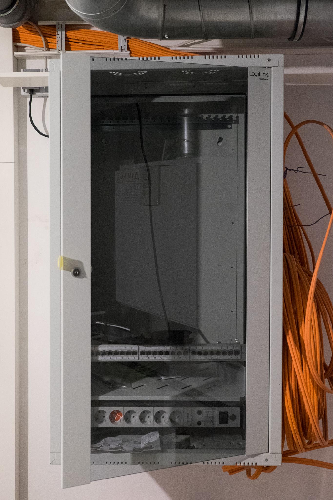 Netzwerk – Ein Haus für den Zwerg