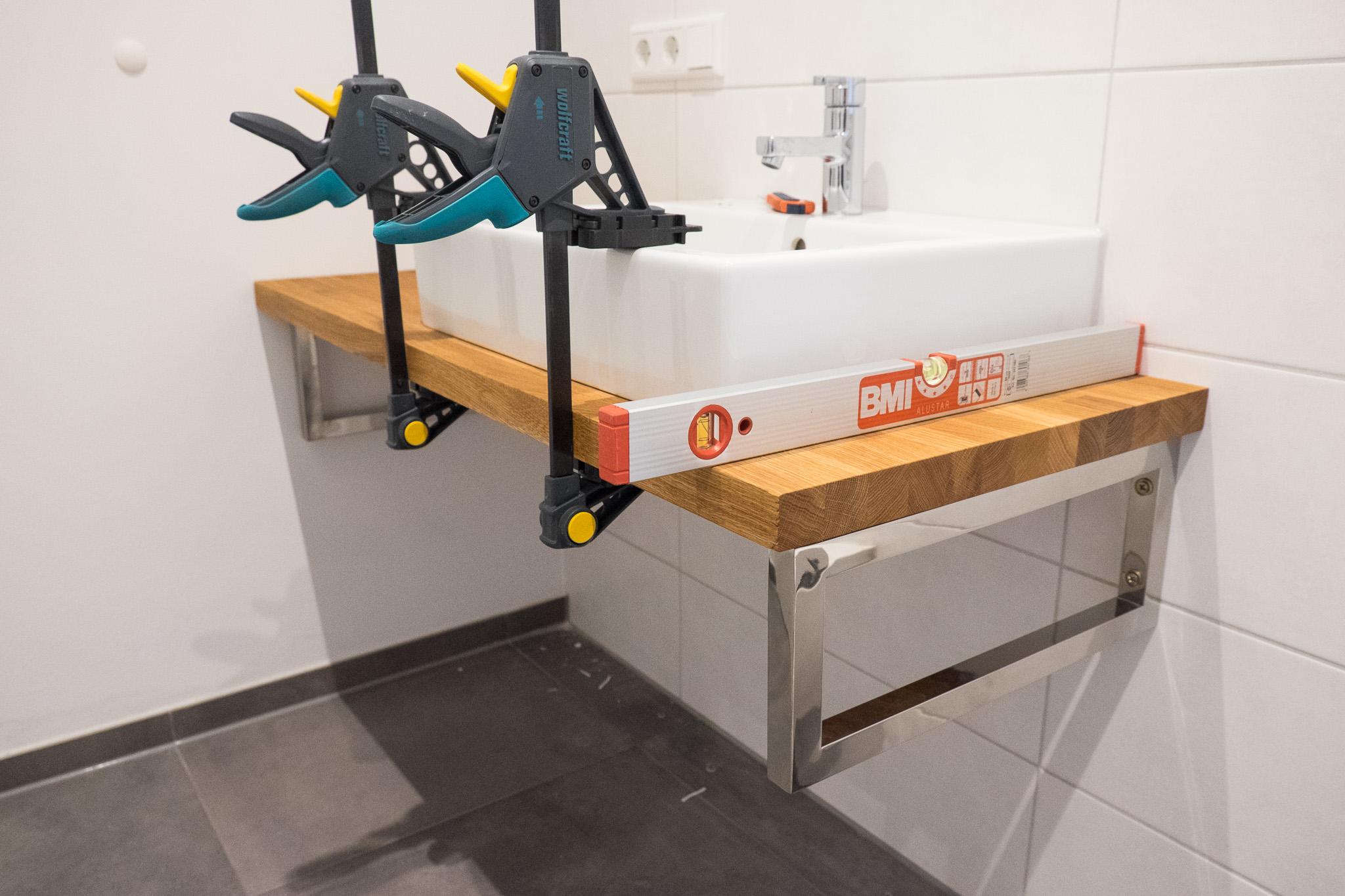 Wunderschön Bad Waschbecken Referenz Von Auf Platte Montieren Fr Das Center.