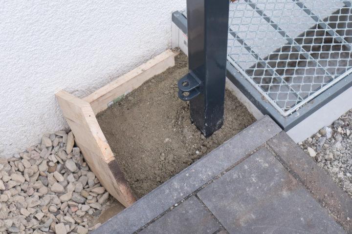 Noch mehr Beton!