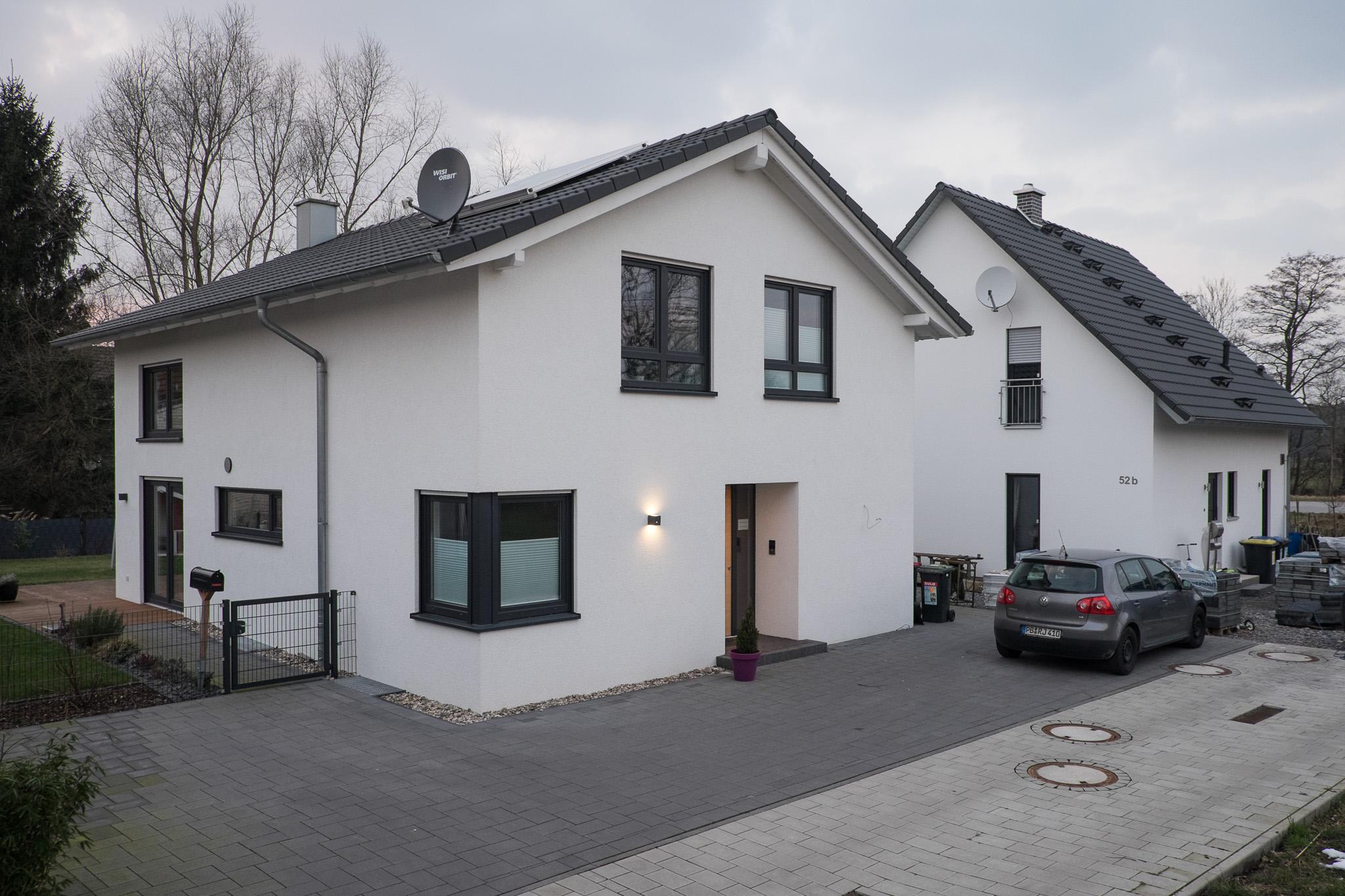 Charmant Haus Verdrahtung Bilder Ideen - Der Schaltplan - triangre.info