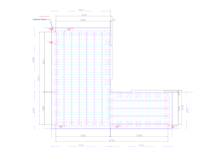 Terrassenplanung im Detail